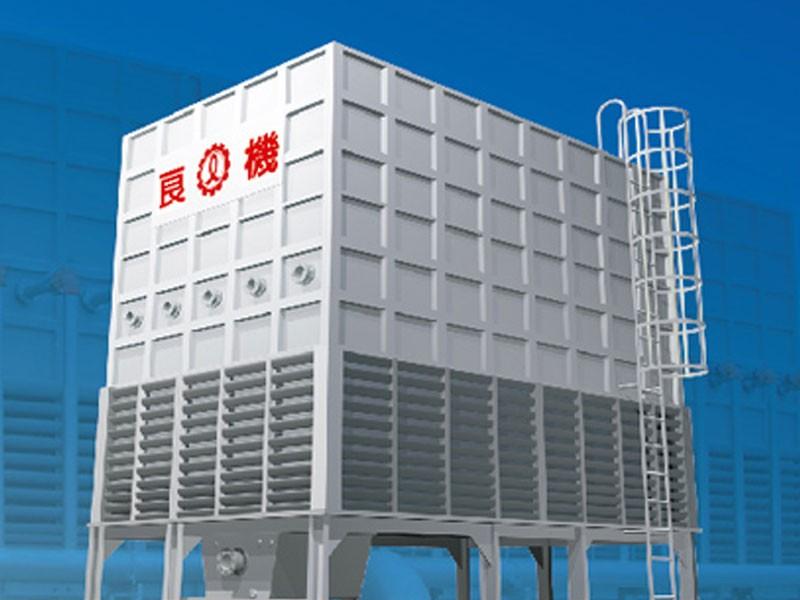 Torre refrigerando sem ventilador de LFC