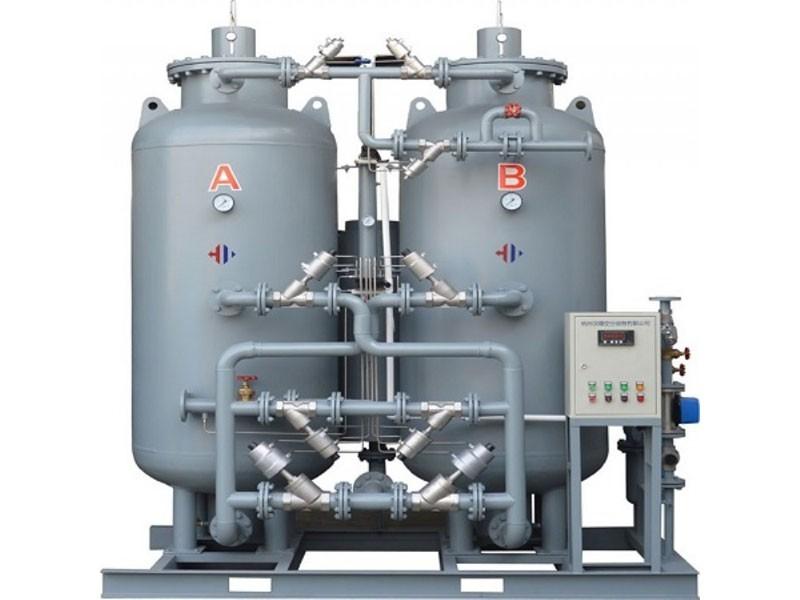 Maschine zur Herstellung von Stickstoff für die Lebensmittelkonservierung