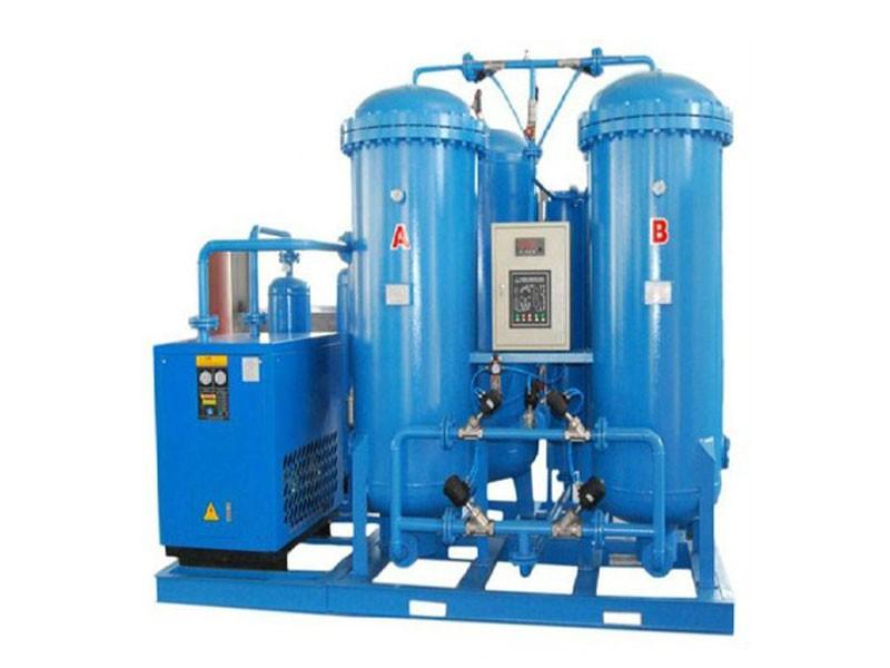 Équipement de purification d'azote par hydrogénation