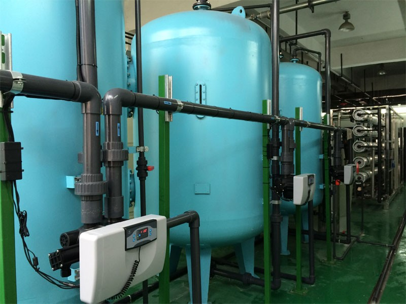 Pure Water Equipment Factory