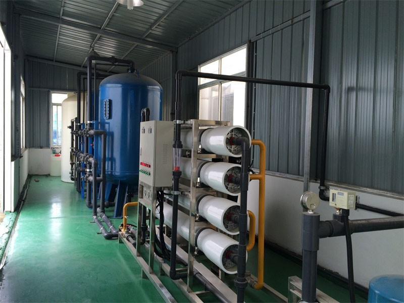 Industrial Pure Water Factory