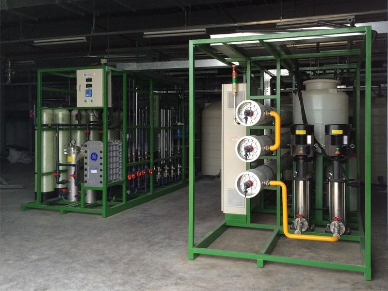 Softened Water Equipment Factory