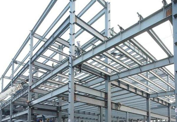 Steel Structure Installation