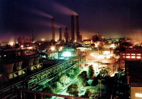 Non-ferrous metal industry