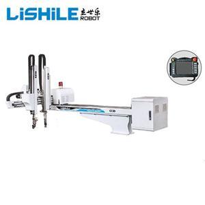 Manipulator für Spritzgießmaschinen für elektronische Produkte