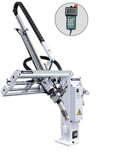 Pneumatischer Manipulatorarm für 150t Kunststoffspritzgießmaschine
