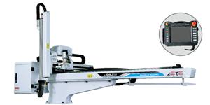 Roboterarm für Kunststoffspritzgießmaschine 3-Achs-Manipulator
