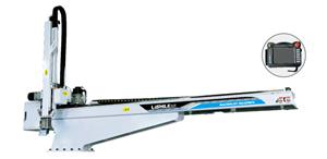 Hochgeschwindigkeits-3-Achsen-Servomotor Roboterarm-Injektions-Gegenroboter