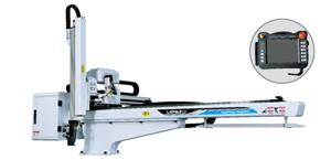 3-Achsen-5-Achsen-Roboterarm / Manipulator-Roboterarm für Spritzgießmaschine