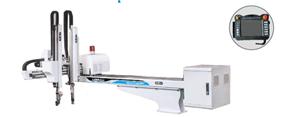 China Hersteller neue programmierbare 5-Achsen-Roboterarme für Injektionsmaschinen