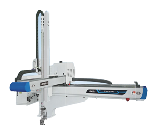 Einfacher großer industrieller leichter Roboterarmgreifer zum Verkaufsprojekt
