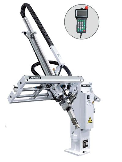 Factory Swing sprue picker injection molding robot arm