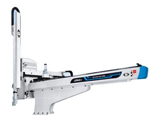 Neues Roboterarmdesign mit Servomotor für Spritzgießmaschine