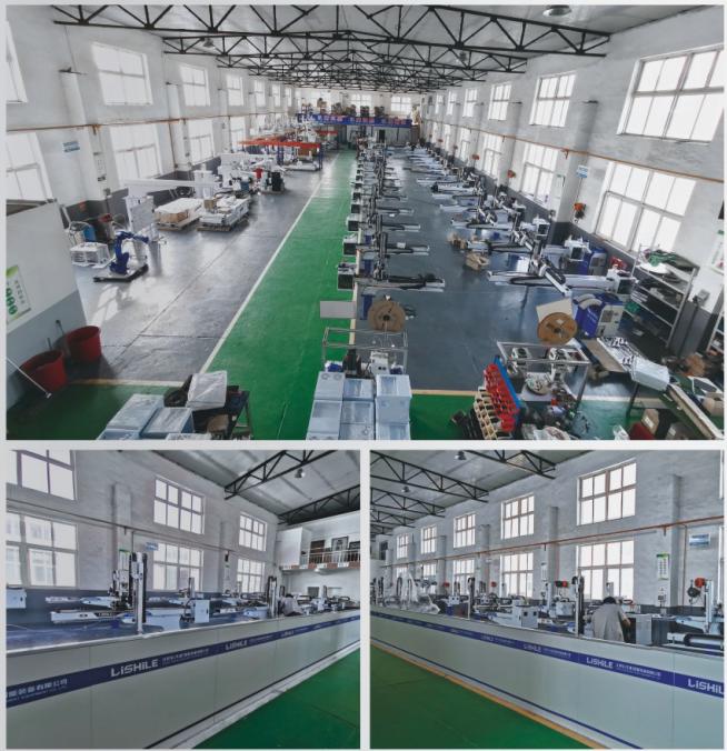 Kunststoffeinspritzung des Roboterarms