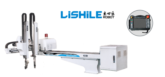 High precision injection robot used in injection moulding machine