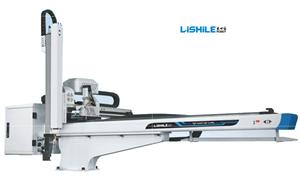Kleine drei- und fünfachsige Roboterarm-für-Spritzgießmaschine