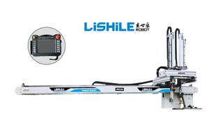 Made in China kleiner 3-Achsen-Manipulatorarm für Spritzgießmaschine