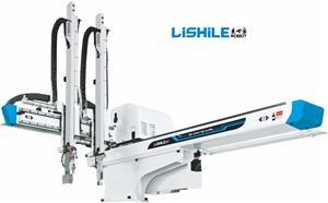 صناعة ذراع الروبوت على آلة صب الحقن