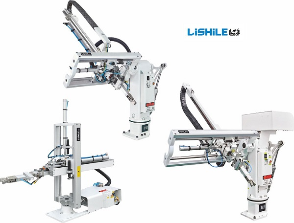 Plastik Enjeksiyon Makinesi için Sprue Picker