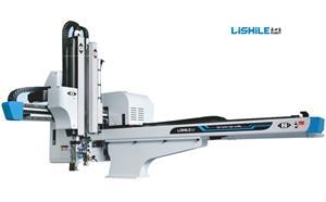 Lengan robot automatik berkelajuan tinggi industri untuk mesin cetak suntikan mendatar