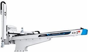 Enjeksiyon Makinesi Üreticisi için Yeni Gel Endüstriyel Robot
