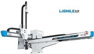 Endüstriyel 4 Eksenli Robot Fiyat Enjeksiyon Makinesi Robotu