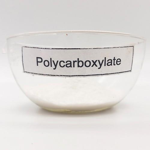 Polvo de superplastificante de policarboxilato