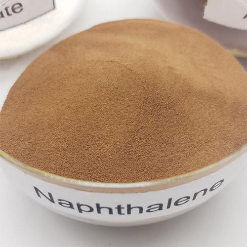 Polvo de superplastificante de naftaleno