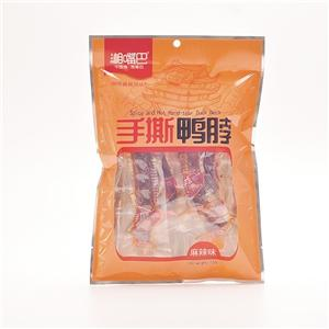 Vacuum Package With Hot&spicy Hand-tear Duck Neck