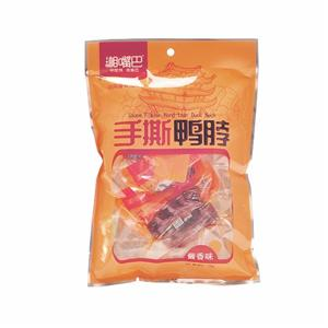 Overseas Poplular Hot&spicy Hand-tear Duck Neck