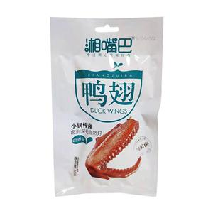 100% Natural Sauce Flavor Duck Wing In Mini Package