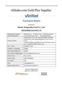 Báo cáo đánh giá của SGS