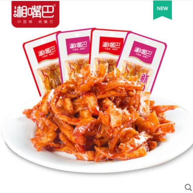 hương vị châu Á 26g Chất lượng cao cấp đậu hũ Squid Snacks ăn nhẹ cá
