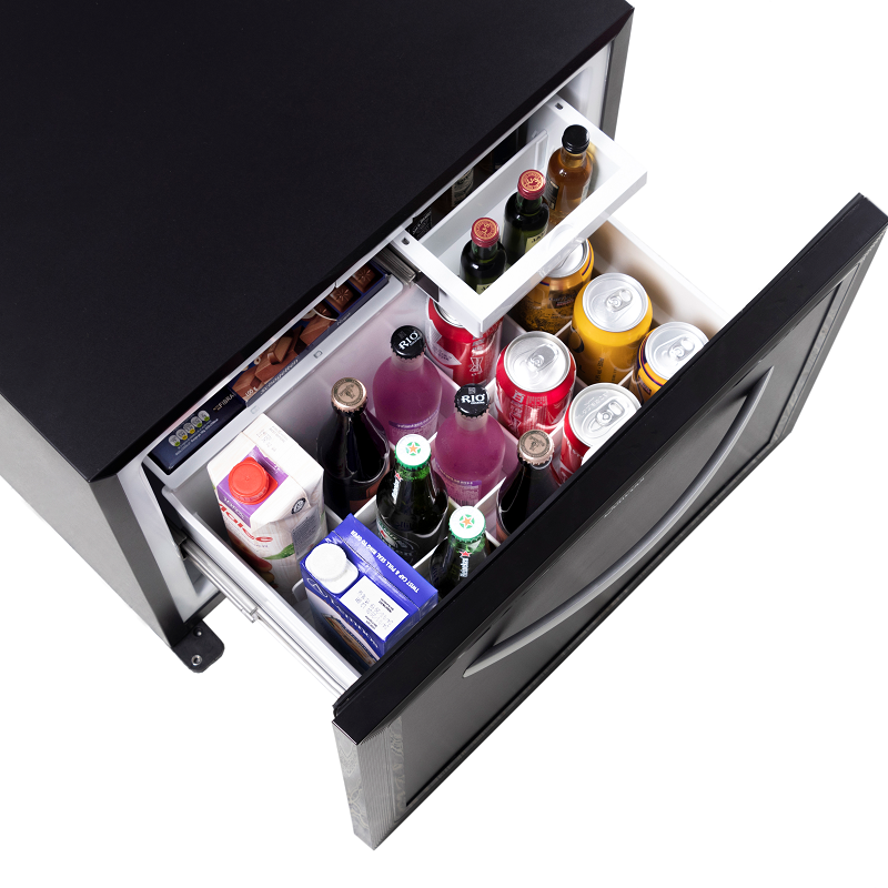 Drawer Minibar For Speciality Hotel