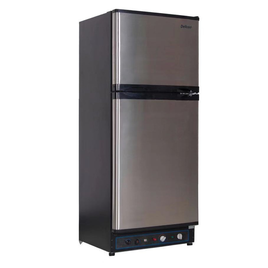 Propane Refrigerator For Off-grid Areas