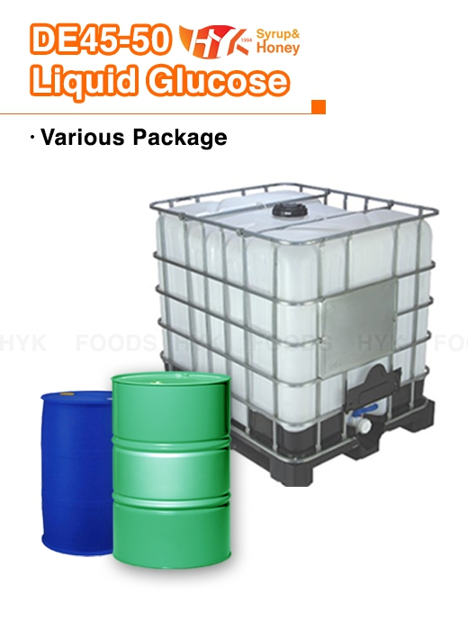 De45-50 Liquid Glucose Manufacturers, De45-50 Liquid Glucose Factory, Supply De45-50 Liquid Glucose