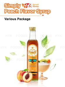 Fruit Flavored Syrup Manufacturers, Fruit Flavored Syrup Factory, Supply Fruit Flavored Syrup