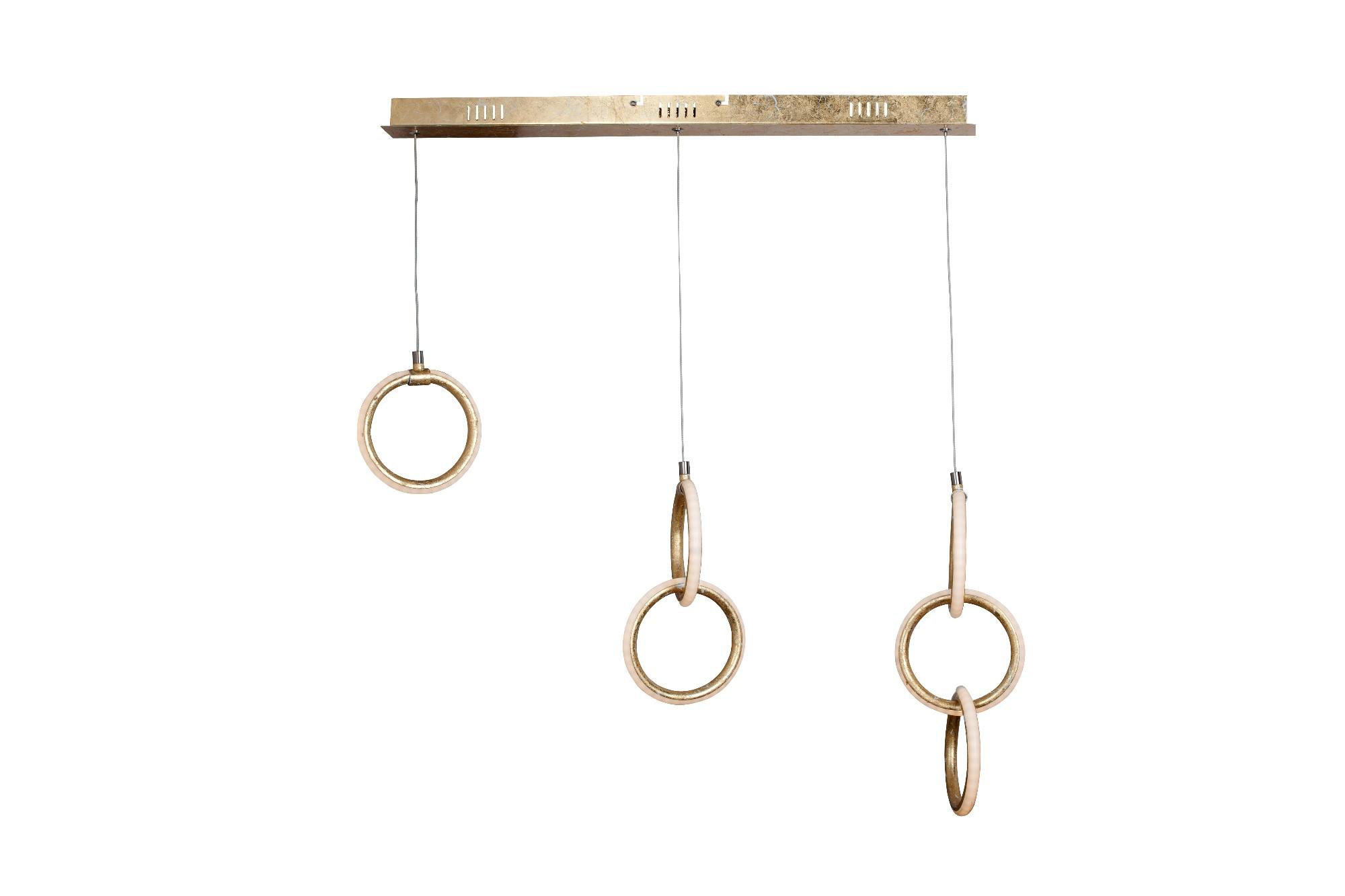 adjustable star chandelier pendant light fixture