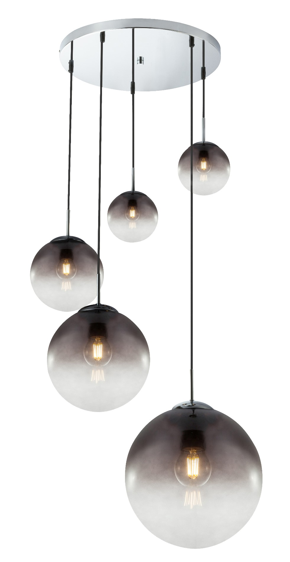glass pendant ceiling light fixture
