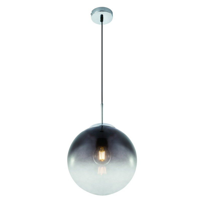 Glass Pendant Ceiling Light Fixture