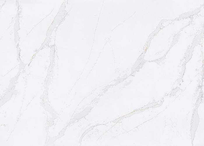 Eternal Calacatta Gold Quartz Modern Kitchen Countertop Bathroom Top