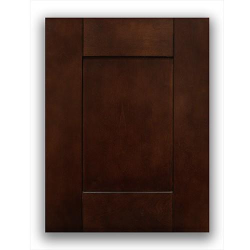 Kingston Espresso Shaker Style Solid Wood Kitchen Cabinet