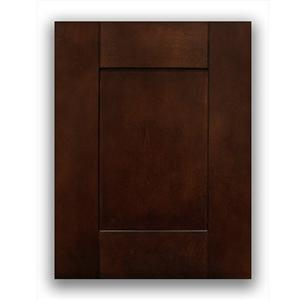 Kingston Espresso Shaker Style Solid Wood Kitchen Cabinet