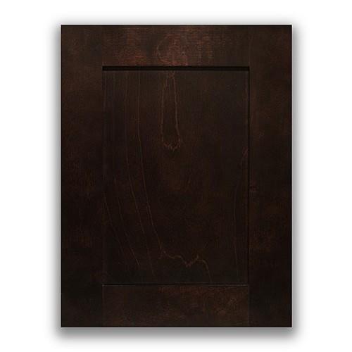 意式枫木模块化木制厨柜