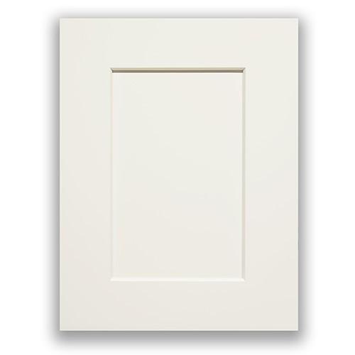 高山白色摇床风格木制厨柜