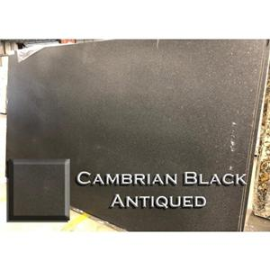 Cambrian Black Antiqued Granite Classic Kitchen Top Vanity Countertop