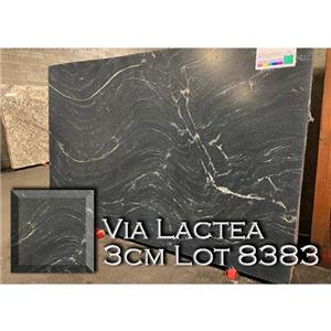 Via Lactea Granite Smooth Kitchen Countertop Custom Bathroom Top