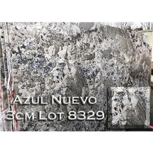 Azul Nuevo Granite Neutral Kitchen Top Bathroom Vanity Countertop