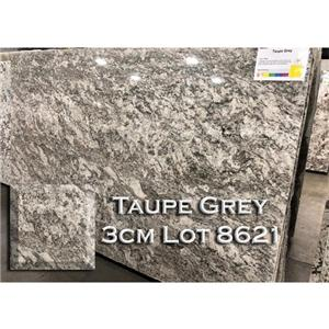 Taupe Grey Granite Natural Kitchen Top Bathroom Vanity Countertop