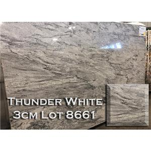 Thunder White Granite Modern Kitchen Countertop Bathroom Vanity Top